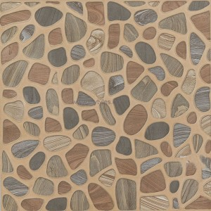Antiskid Ceramic Floor Tile - Stone 1117
