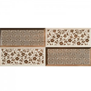 Digital Ceramic wall tile 10x24 - 9072 HL