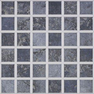 Nitco - Ceramic floor tile - Country Pacific Blue