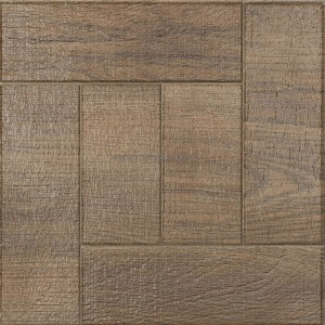 Antiskid Ceramic Floor Tile - TG401(Wooden Design)