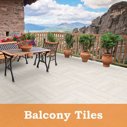 Balcony Floor Tiles