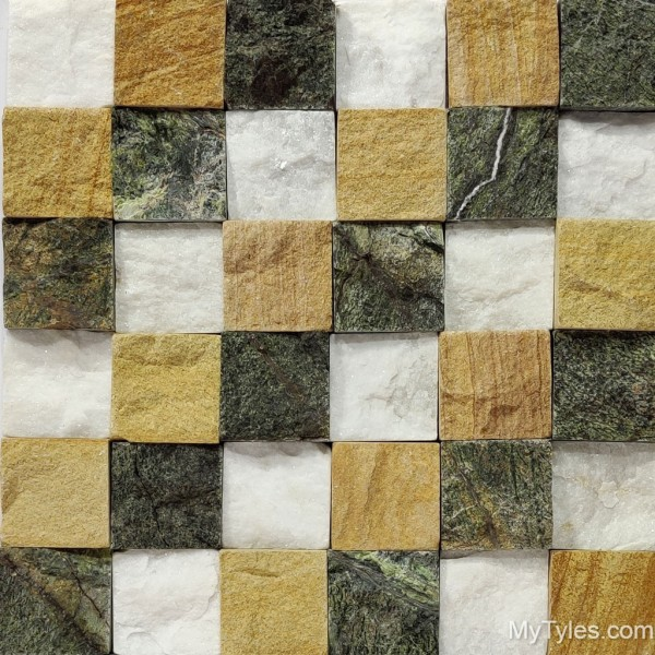 * Natural Stone Cladding - MYT093 (3 Color)