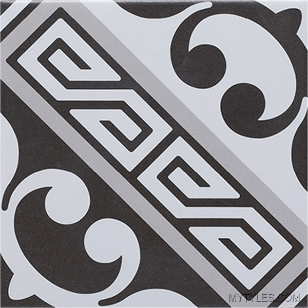 Imported Moroccan Tile MBC DR 14 200x200 mm