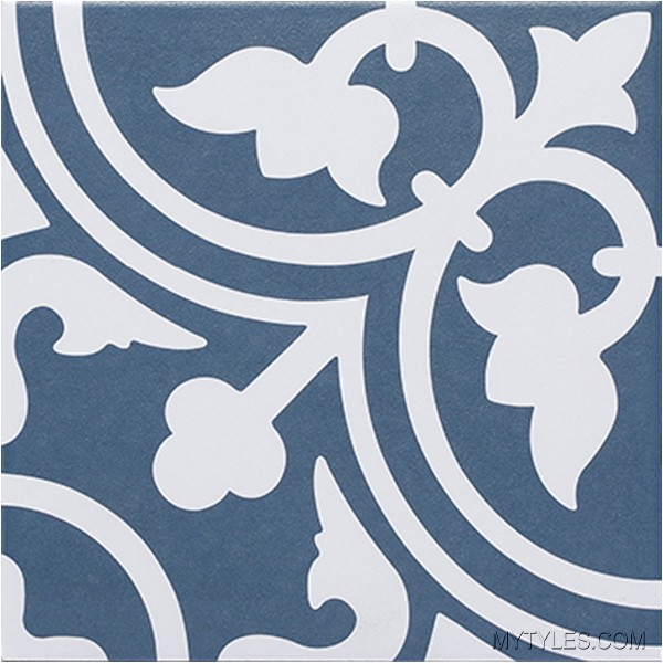 Imported Moroccan Tile MBC DR 17 200x200 mm