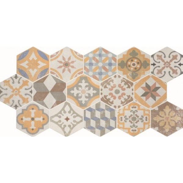 Imported Wall and Floor Tile - Centauro Vintage Mix