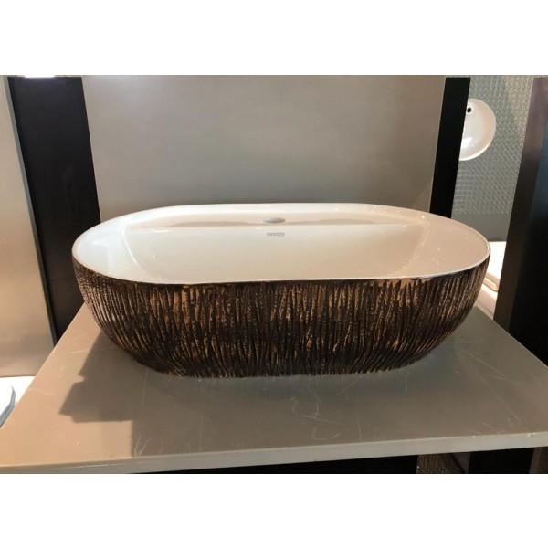 "* New * Designer Table Top Wash Basin - DB302  - (22""x14.8""x6"") Inch"