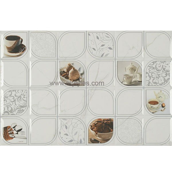 Orient Bell - Kitchen Wall Tile -Crara Highlighter