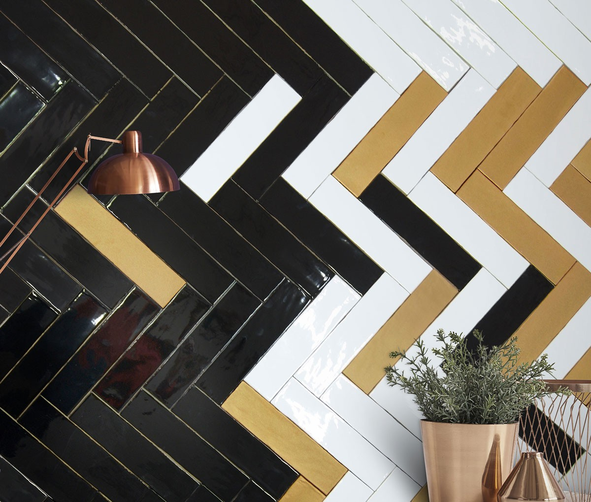 Imported Subway Tile 75x300 mm Concept Rustic Oro