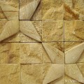 * Natural Stone Cladding - MYT102 (Teak Star)