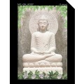 * New * Poster Wall Tile - Buddha 2x3 feet 6007