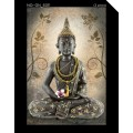 * New * Poster Wall Tile - Buddha 2x3 feet