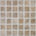 Nitco - Ceramic Floor Tile - Country Chocolate