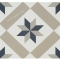 * Moroccan Tiles 200x200mm -DR 04