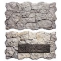 Imported Wall Tile 263x475mm - Masia Gris(Spanish)