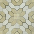 Orient Bell - Digital Parking Floor Tiles - Ribbed Ivory
