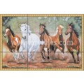 Poster Wall Tile Set - 625 ( Size 3'x4.5')