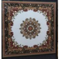 *New* Rangoli Floor Tile 6002 - 600x600mm (4feetx4feet)