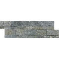 * Best Selling * Natural Stone Wall Cladding - MYT066 (D Green)