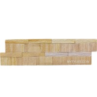 * BEST SELLING * Natural Stone Wall Claddings -  MYT048 (Teak Rock)