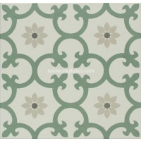 Imported Floor and Wall Tile - Dalia-Kale - 10x10 Inch