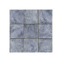 200x200 mm - Imported Tile - Duomo Blue