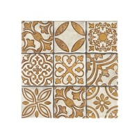200x200 mm - Imported Tile - Duomo Monza Ocre Mix