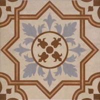 250x250 mm - Imported Tile - Retro(10)