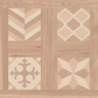 600x600 mm Imported Designer Floor and Wall Tile - Selandia Décor Miele