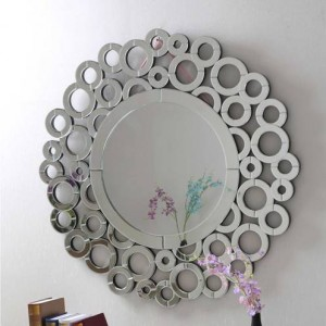 Imported  Designer Mirrors 100X100X2.7cm- PS-010