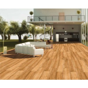 Kajaria Wooden Strips 200x1200 mm - Timber Rose Wood