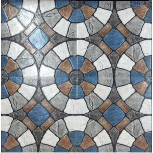 * 300x300mm Digital Parking Tile 217