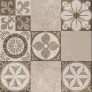 600x600mm Printed Floor and Wall Tile - 2511