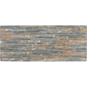 *300x600mm Wall Tile - Estoril Oxido Metrix (Vitrified Tile)
