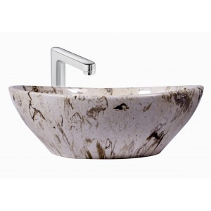 * New * Designer Table Top Wash Basin - 8033 T3 (410x330x140)mm