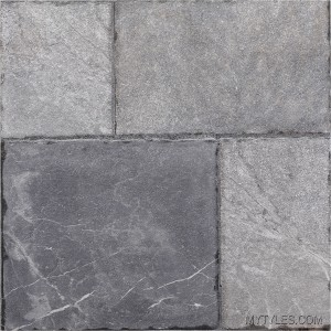 Ceramic Floor Tile IP 555 Slate Random 396x396 mm