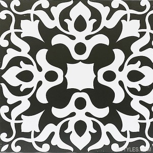 ** 300x300mm Moroccan Tile - 949 FL