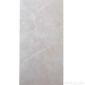 *600X1200 mm Vitrified Tile - Arctic White 5216 (GVT)