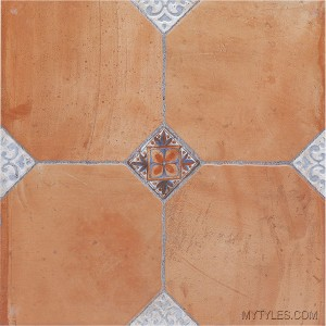 * Imported Tile MGC Rustic 410x410 mm