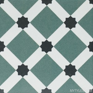 Imported Moroccan Tile MBC DR 33 200x200 mm