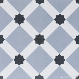 Imported Moroccan Tile MBC DR 32 200x200 mm
