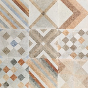 600x600mm Moroccan Tile Akota (Random Design)