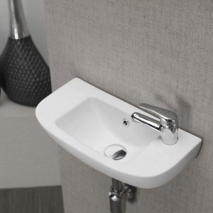 SONCERA MINT - Basin Wall Mounted