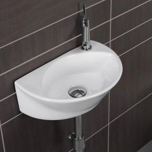 SONCERA DOVE - Basin Wall Mounted
