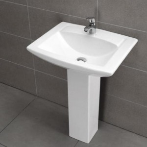 SONCERA CONCORD - Basin with Pedestal