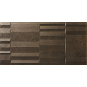 * New * 3303x6606 mm Imported Designer Wall Tile - Bolsoi Bronce