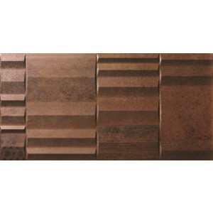 * New * 3303x6606 mm Imported Designer Wall Tile - Bolsoi Cobre