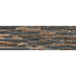 * New * 170x520 mm Imported Designer Wall Tile - Centenar Magma