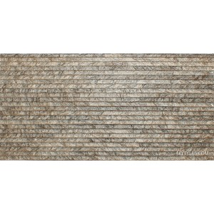 300x600 mm Elevation Wall Tile - ELE Lenia Brown