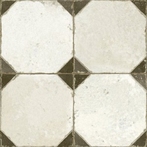450x450 mm Imported Designer Wall And Floor Tile - Fs Yard Black