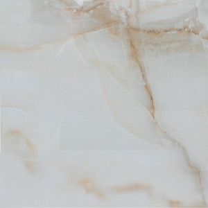 *NEW* 600X600MM Polished Glazed Vitrified Tiles - Anti Onyx